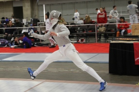 USA Fencer